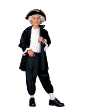 George Washington Costume Child