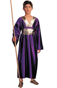 Wiseman Costume Child Purple