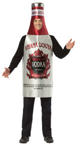 Vodka Bottle Adult Costume