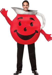 Kool Aid Man Adult Costume