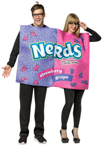 Nerds Box Couples Costume