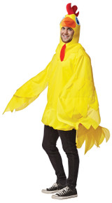 Chicken Adult Costume Economy