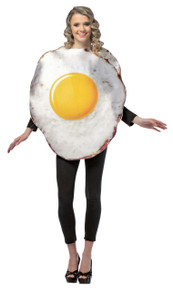 Egg Fried Adult Costume