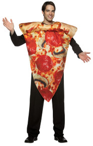 Pizza Costume Get Real