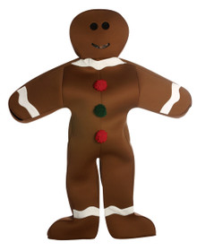 Gingerbread Man Costume