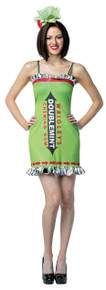 Wrigley's Gum Double Mint Dress