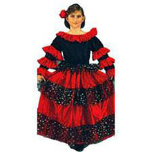 Spanish Beauty Costume Child