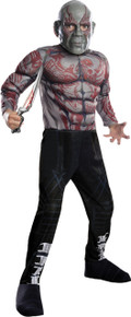 Drax The Destroyer Child Costume
