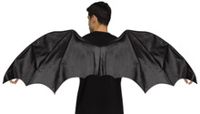 Wings Dragon Adult Size Black