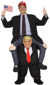 Carry Me Mr. President Adult Costume