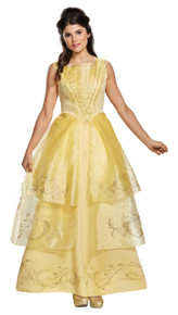 Belle Ball Gown Adult Costume Large