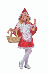 Red Riding Hood Costume Child-DISC