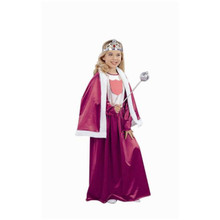 Royal Queen Costume Child