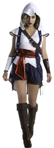 Connor Assassins Creed Female Costume
