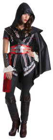 Ezio Auditore Assassins Creed Female Costume