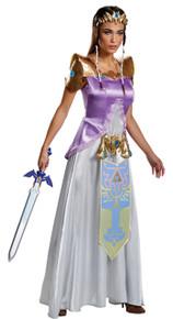 Zelda Deluxe Adult Costume