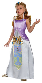 Zelda Deluxe Child Costume