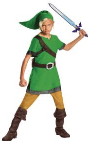 Link Classic Child Costume