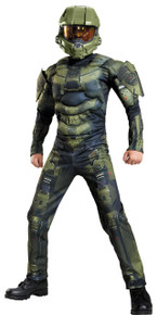 Halo Master Chief Muscle Child Costume