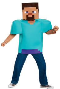 Minecraft Steve Classic Child Costume