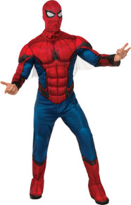 Spiderman Homecoming Adult Costume Std