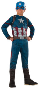 Captain America Civil War Classic Child Costume