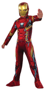 Iron Man Civil War Classic Child Large 12-14