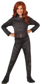 Black Widow Civil War Classic Child Costume