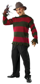 Freddy Krueger Deluxe Adult Sweater