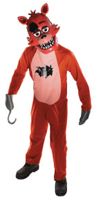 Five Nights at Freddy's Foxy Child Costume Large