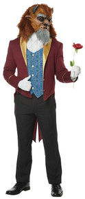 Beast Storybook Adult Costume