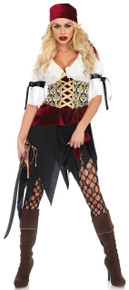 High Seas Pirate Wench Adult Costume