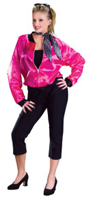 Rock & Roll Adult Costume Pink