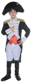 Napoleon Child Costume Med 6-8