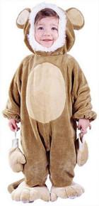 Cuddly Monkey Inf/Tod Costume
