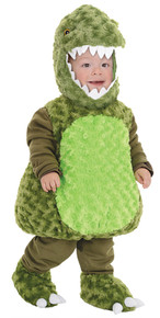 T-Rex Toddler Green (18-24 months)