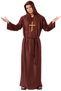 Monk Costume Adult Standard