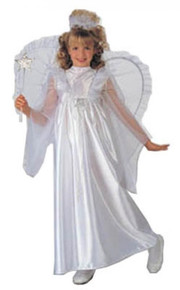 Morning Star Angel Child Costume Small 4-6
