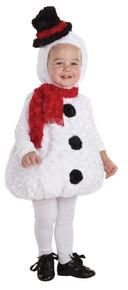 Snowman Toddler Child Costume