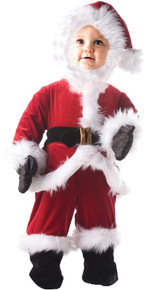 Santa Claus Child Costume 18-24 Months
