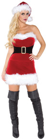 Mistress Claus Adult Costume