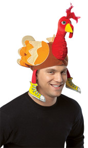 Turkey w/ Shoes Hat