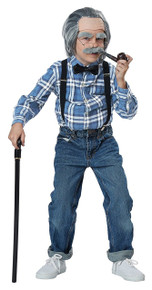 Old Man Child Costume Kit