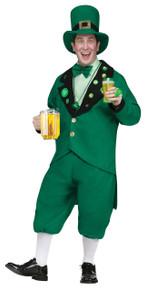 St. Patrick Pub Leperchaun Adult Costume