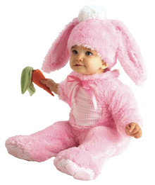 Precious Pink Wabbit Infant Costume