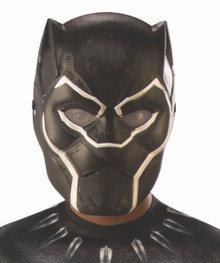 Black Panther Child Half Mask