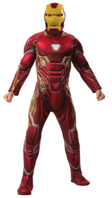 Iron Man Avengers Infinity War Deluxe Adult Costume