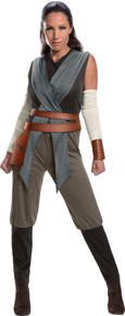 Rey Star Wars The Last Jedi Adult Costume