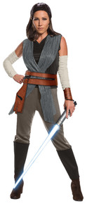 Rey The Last Jedi Deluxe Adult Costume
