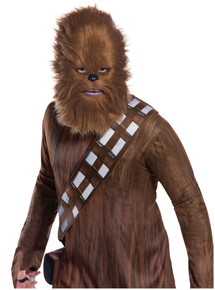 Chewbacca Mask w/ Fur